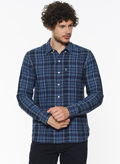 Levi's® Gömlek Lacivert